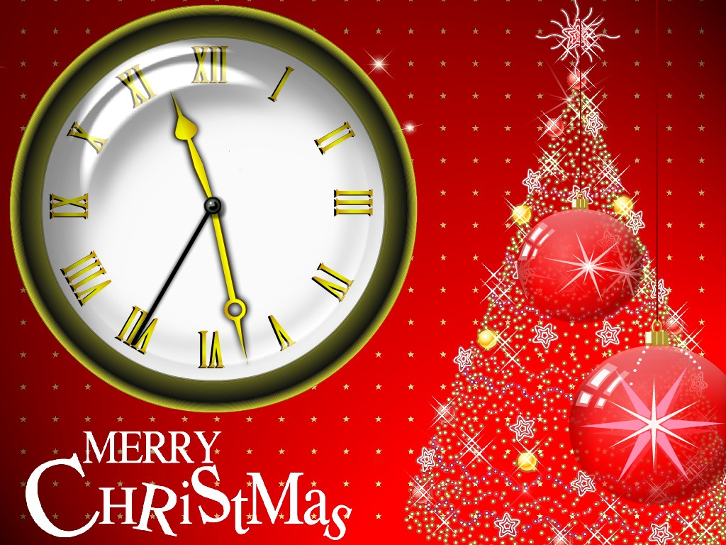 Christmas Countdown Screen Saver | New Calendar Template Site